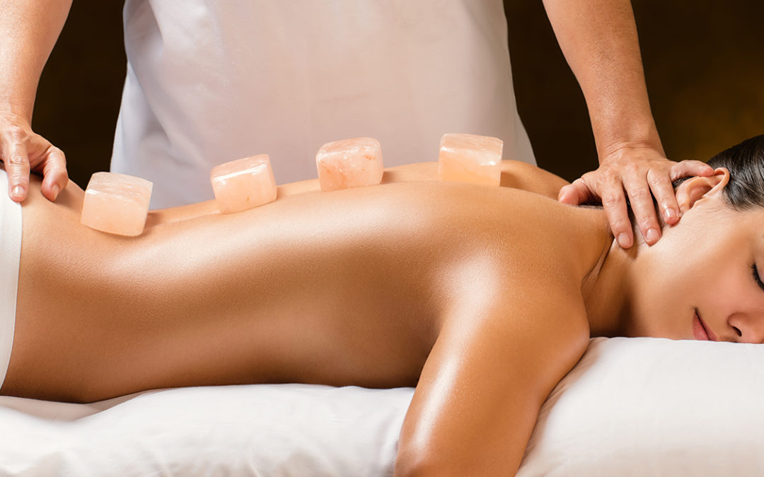 What is a Himalayan Salt Stone Massage?