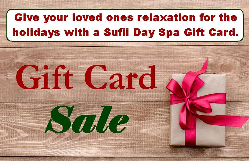 The Gift of Relaxation for Your Last Minute Christmas Gifts