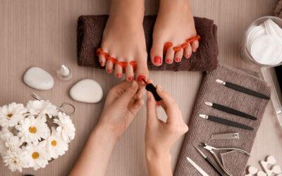 Manicure & Pedicure Near Me